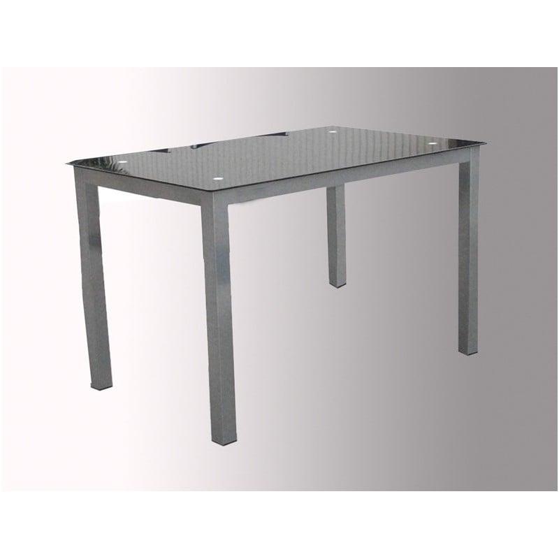 Mesa refez 110x70. Negro