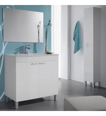 Columna para baño Amara Blanco Brillo