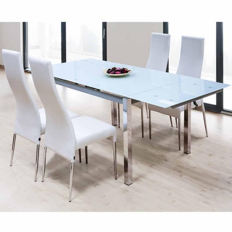 Mesa Comedor Blanca Ikea - Decoración Del Hogar - Prosalo.com