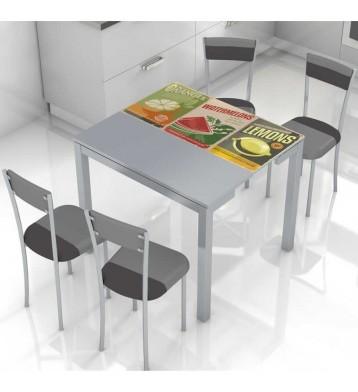 Mesa de cocina ext. Serra Limon