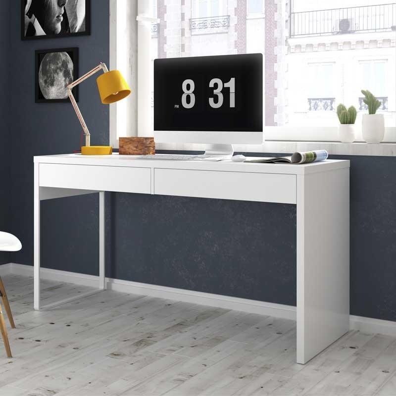 Mesas de escritorio gallery comifort escritorio mesa de Mesa ordenador carrefour