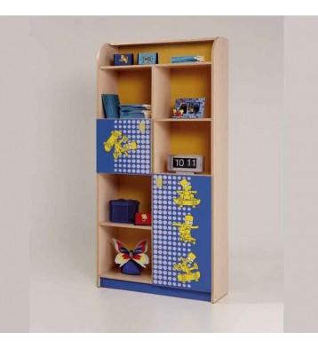 Estantería o Librería Bart Simpson