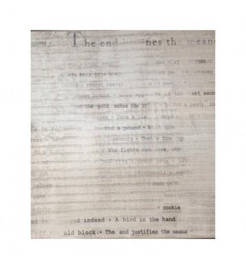 Cabezal 135-150 cm + 2 mesitas noche Laria diseño original