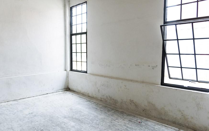 C mo quitar la humedad de una pared soluciones caseras y - Quitar humedad pared ...