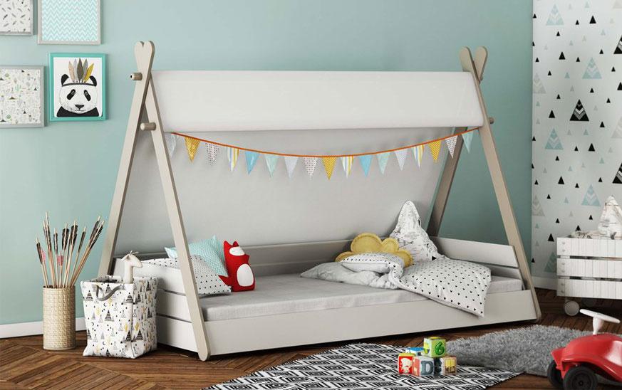 Cama tipi para ni os qu es y qu la hace tan especial for Modelos de dormitorios para ninos