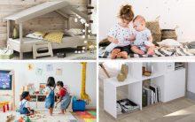 Habitación infantil montessori: ideas de decoración