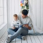 Rincón de lectura en niños para fomentar su concentración