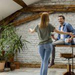 Decorar buhardilla de techo bajo: Consejos para 2019