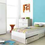 Muebles juvenil para habitación muy pequeña: 7 opciones perfectas