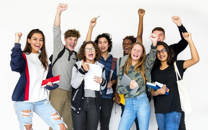 Organizar una habitación para adolescentes