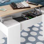 Mesas de centro elevables y extensibles de diseño baratas