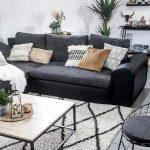 Combinar sofá gris marengo (oscuro) con el salón