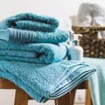 Muebles para guardar toallas en el baño [Ordenado y bonito]