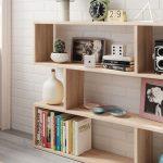 Decorar estanterías pequeñas: 12 Ideas súper originales