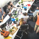 Mobiliario para coworking: Equípalo de forma creativa