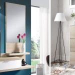 Muebles para la entrada de un piso bonitos y útiles
