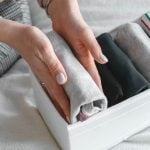 5 formas de organizar y doblar la ropa del bebé