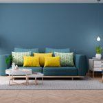 Color mostaza en paredes y más: ¿Cómo combinarlo?