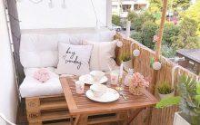 Como decorar un balcón pequeño y alargado ¡5 tips!