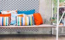 Como decorar un porche: Ideas low cost para todos los bolsillos