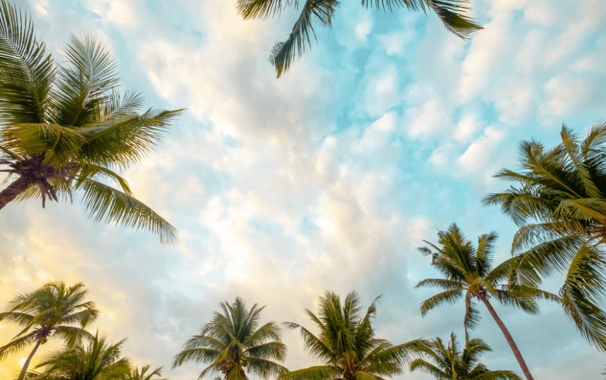 decoración de apartamento de playa prestando atención a los colores del entorno