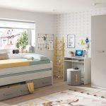 Ideas para la decoración de una habitación de niños funcional